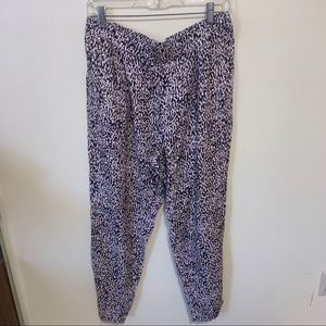 H&M Flowy Joggers with Pockets